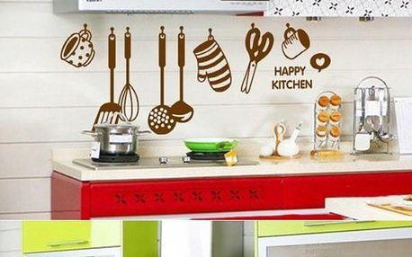 Samolepky do kuchyně Happy Kitchen!