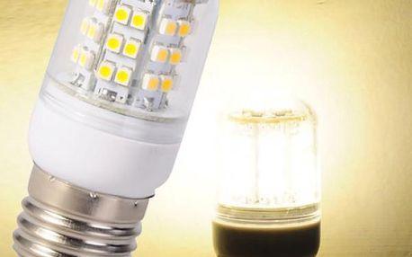 E27 žárovka se 48 LED diodami