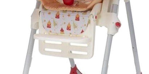 Chicco Židle Polly 2v1 15 timeless