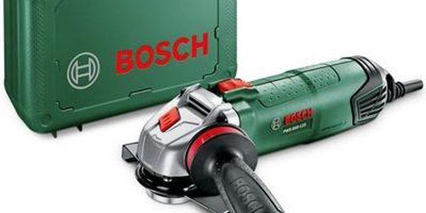 Bosch PWS 850 + diamantový kotouč