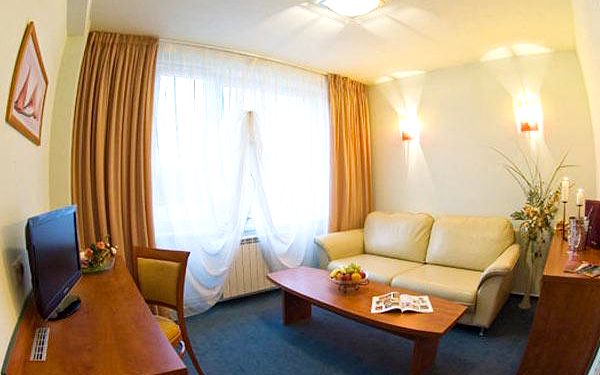 3denní relax na Vysočině v hotelu Jehla pro dva