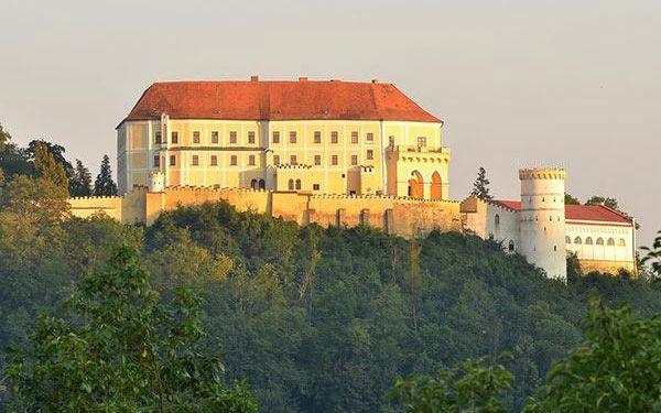 Romantika pro 2 na zámku Letovice