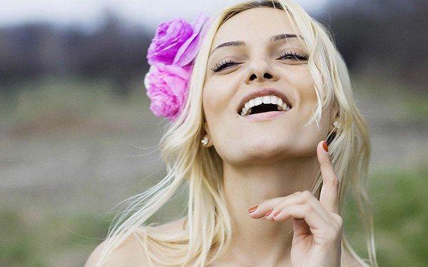 60minutové kosmetické ošetření pro dámy