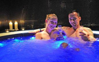 Privátní relax a romantika v Saunovém světě