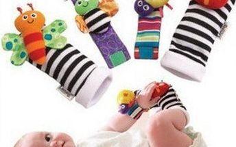 Hračky pro ty nejmenší
