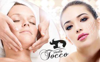 Kosmetický balíček s neinvazivním botoxem! 9 procedur ošetření pleti ve Studiu Tocco v Liberci!