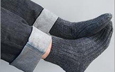 Zdravotní ponožky 12 ks
