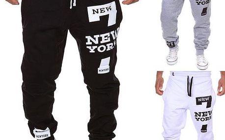 Tepláky pro muže - New York