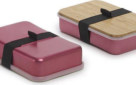 Sandwich Box, růžový