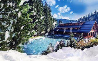 Ski a wellness pobyt v Beskydech