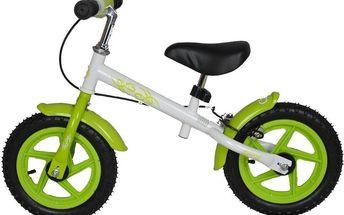 Dětské odrážedlo MASTER Plug zelené
