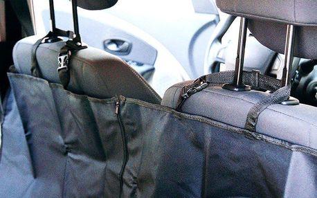 Podložka k ochraně zadních sedadel