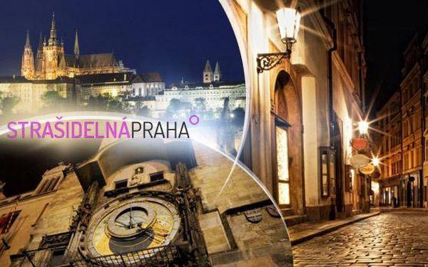 Strašidelná Praha! 90min. naučná procházka po Praze dle vlastního výběru! Pražský hrad, strašidelný Vyšehrad a další!