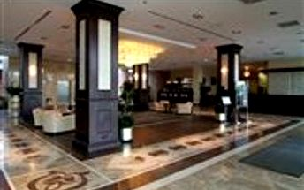 Aquaworld Resort (Ramada), Budapešť, Maďarsko: AKCE Rekreační pobyt 4=3 na 4 noci, Maďarsko, Budapešť a okolí, 5 dní, Vlastní, Polopenze, Alespoň 4 ★★★★, sleva 4 %