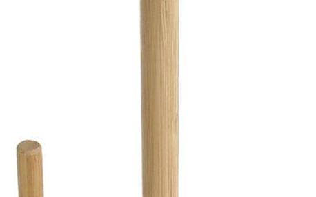 Bambusový držák na kuchyňské ubrousky Cornetti