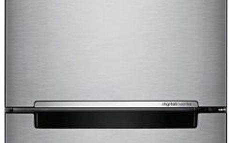 Kombinovaná lednička s beznámrazovým systémem Samsung RB 31FERNBSA (deformovaná zadní strana a dvě promáčkliny na horních dveřích)