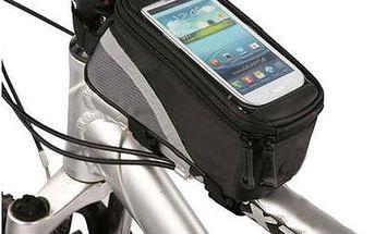 Voděodolné pouzdro pro cyklisty