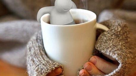 Čajové sítko Mr. Tea - ideální společník do stylové domácnosti!