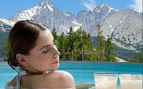 Pobyt v 3* hotelu v Tatrách s polopenzí i s wellness