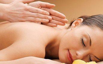 Přenosná permanentka na 5+1 masáž