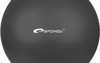 SPOKEY Fitball průměr 75cm černý