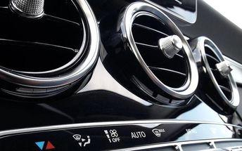 Servis klimatizace ve voze včetně dezinfekce
