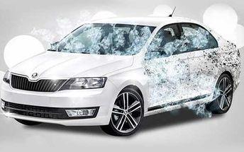 Ruční mytí auta s tepováním - vánoční úklid!