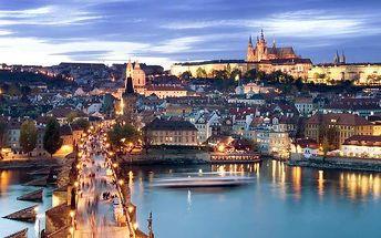 Až 4denní adventní dovolená v Praze s wellness!