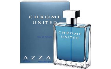 Azzaro Chrome United 100ml EDT Tester M