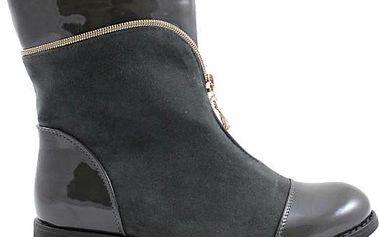 Kotníkové boty 8873-7G Velikost: 39