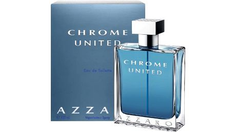 Azzaro Chrome United 100ml EDT Tester M