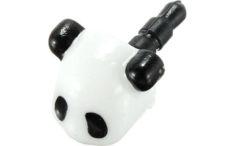 Antiprachová ozdoba do konektoru ve tvaru pandy