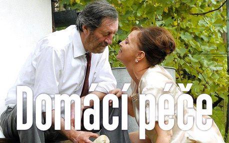 Dva lístky na výtečný český film Domácí péče