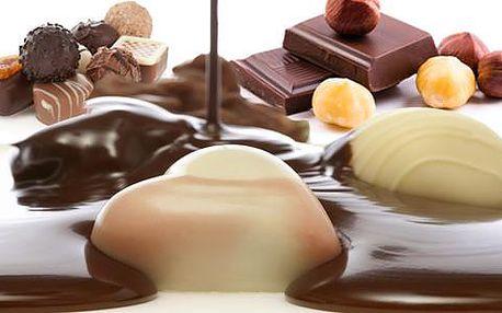 Zábavně-tvořivý kurz výroby vlastní čokolády, pralinek a lanýžů. Zajímavý tip na dárek k Vánocům pro milovníky sladkého!