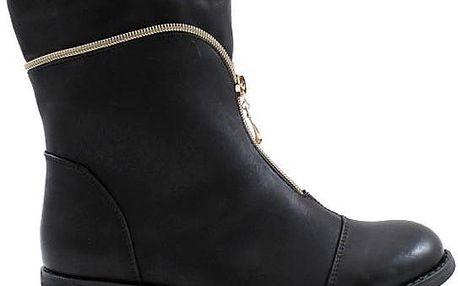 Kotníkové boty 8873-1B Velikost: 39