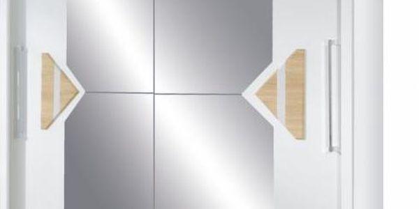 Šatní skříň s posuvnými dveřmi Ventura