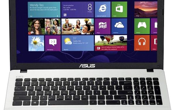 Notebook Asus R552MJ-SX002H