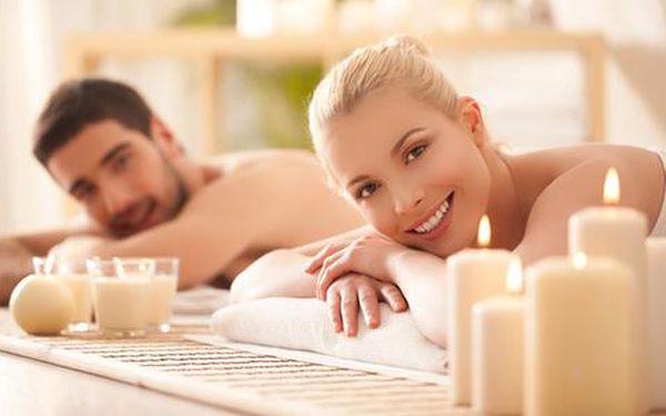 Prvotřídní hodinová masáž 2x pro 1 osobu nebo 1x pro pár