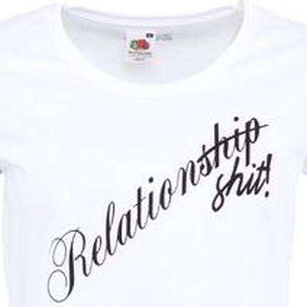 Dámské tričko ZOOT Originál Relationship