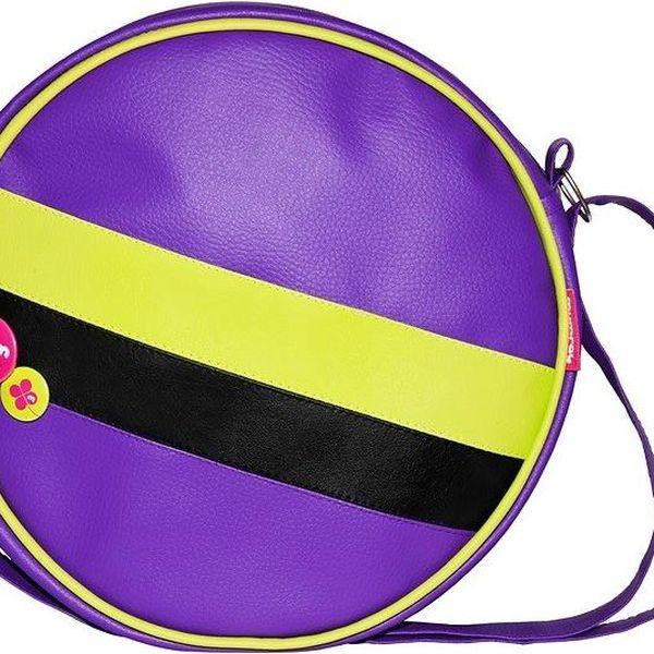 Taška Mum-ray Purple Ring - doprava zdarma!