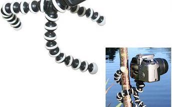 Flexibilní stativ na digitální fotoaparát - gorila