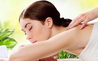 Aroma masáže - nechte se hýčkat