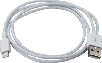 USB datový a nabíjecí kabel pro iPhone a iPad mini