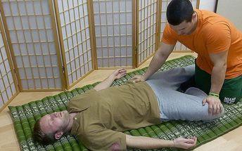Tradiční thajská masáž - 2 varianty