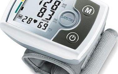 Zápěstní tlakoměr Sanitas SBM 03