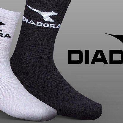 Komfortní ponožky Diadora