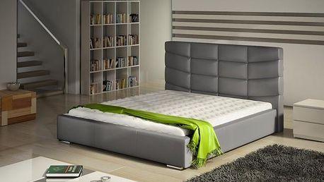 Meblemarzenie Čalouněná postel Ivo - D 2