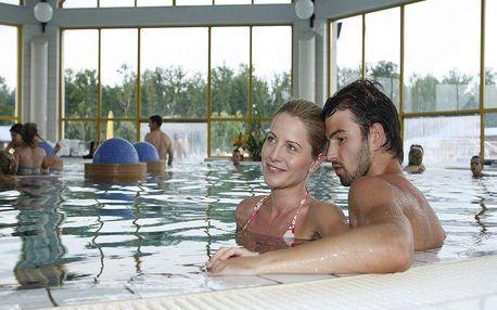 Park Inn Sárvár, Západní Zadunají, Maďarsko, vlastní doprava, polopenze