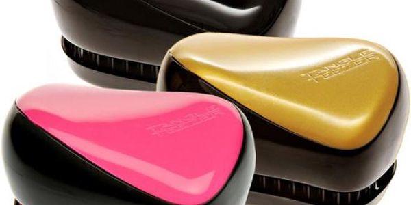 Tangle Teezer Compact - pečujte o své vlasy i při česání!