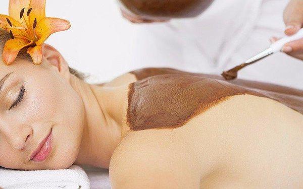 Čokoládová nebo havajská masáž